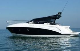 Schaefer Yachts - 400 Hard Top
