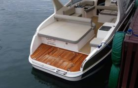 Real Power Boats - 320 Real Top