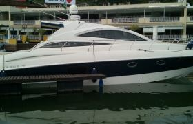 Segue Yachts - 45 Hard Top