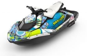 Sea-Doo - SPARK 3up