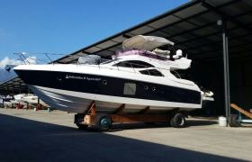 Schaefer Yachts - 500 Flybridge